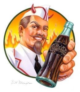 diabo-coca-cola